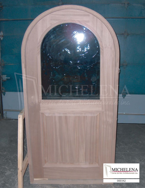 000342 porte cellier bois wine cellar wood door michelena for Porte cellier