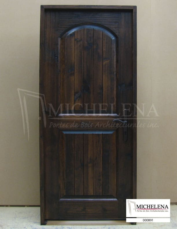 000891 porte cellier bois wine cellar wood door michelena for Porte cellier