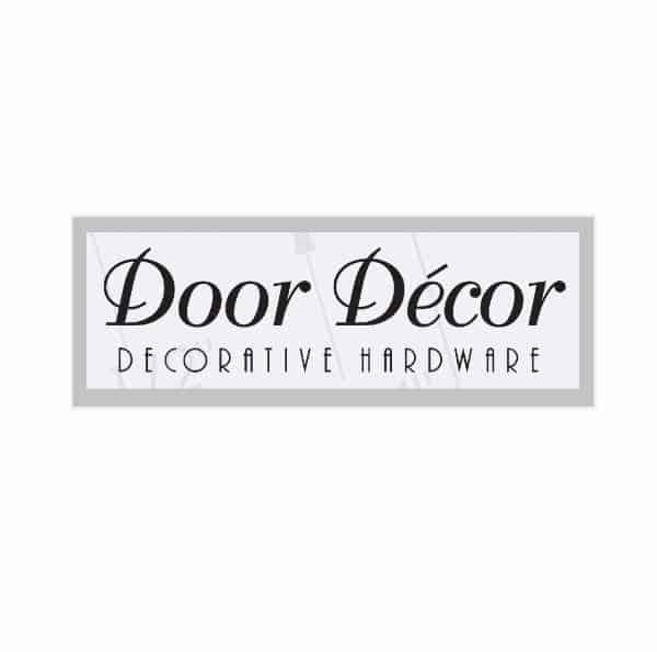 Door Décor Decorative Hardware