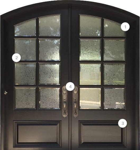 Michelena architectural wood doors manufacturer of - Exterior wood door manufacturers ...