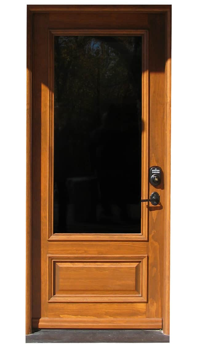 Series 20000 Wood Doors With Glass Panels Archives Michelena