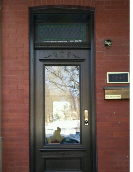 Exterior wood doors Archives - Michelena