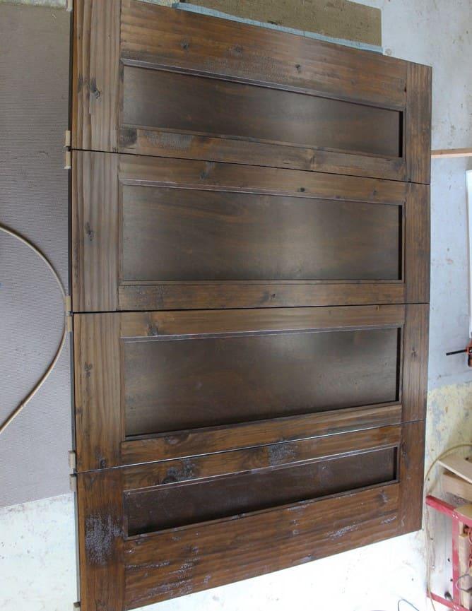 002301 e int porte bois exterieure exterior wood door
