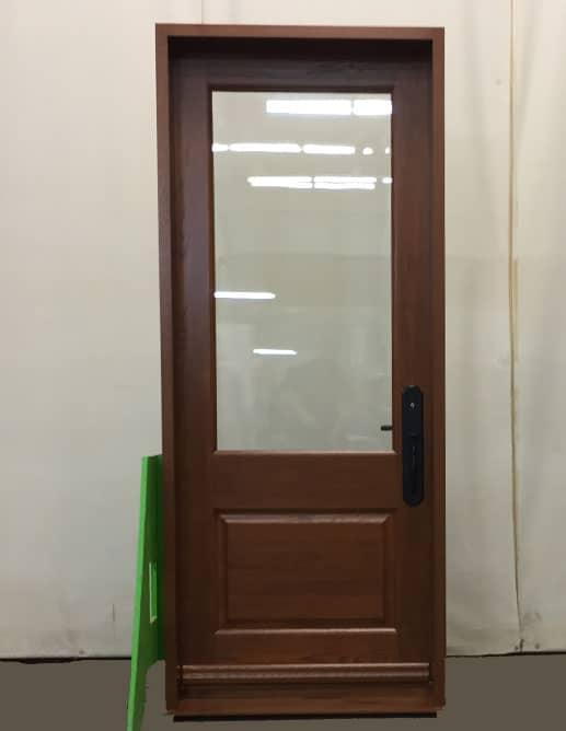 Porte Extérieure Poignée à Clenche Métal Style Bouvet